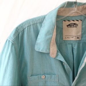 Vans shirt, button down, medium
